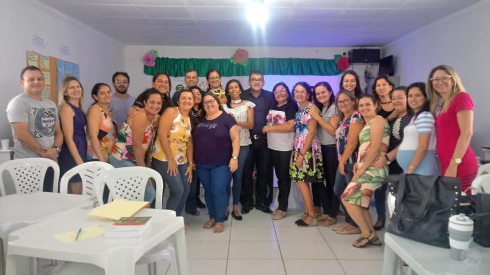 Secretaria Municipal de Educação de Frei Martinho realizou o Planejamento Pedagógico/2020