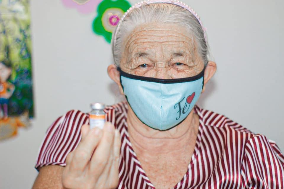 Vacinação em idosos