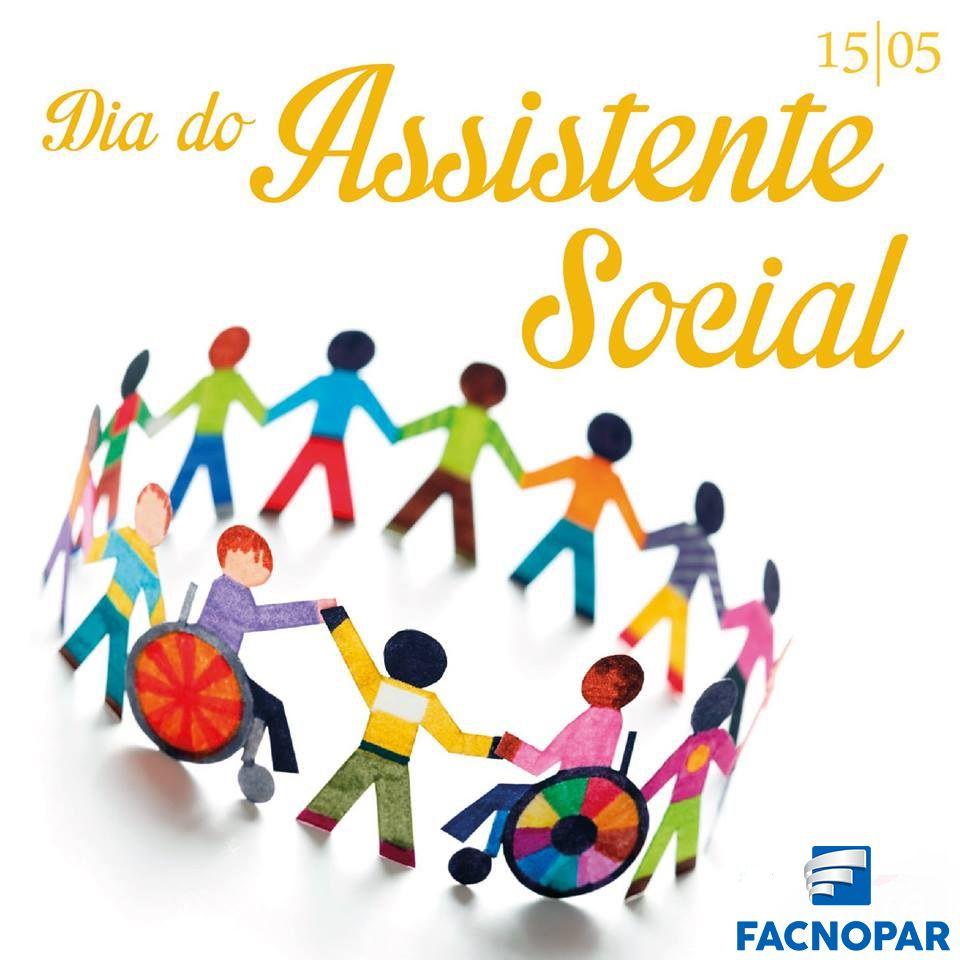 Feliz dia do Assistente Social